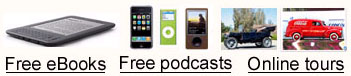 Free eBooks Free podcasts Online tours