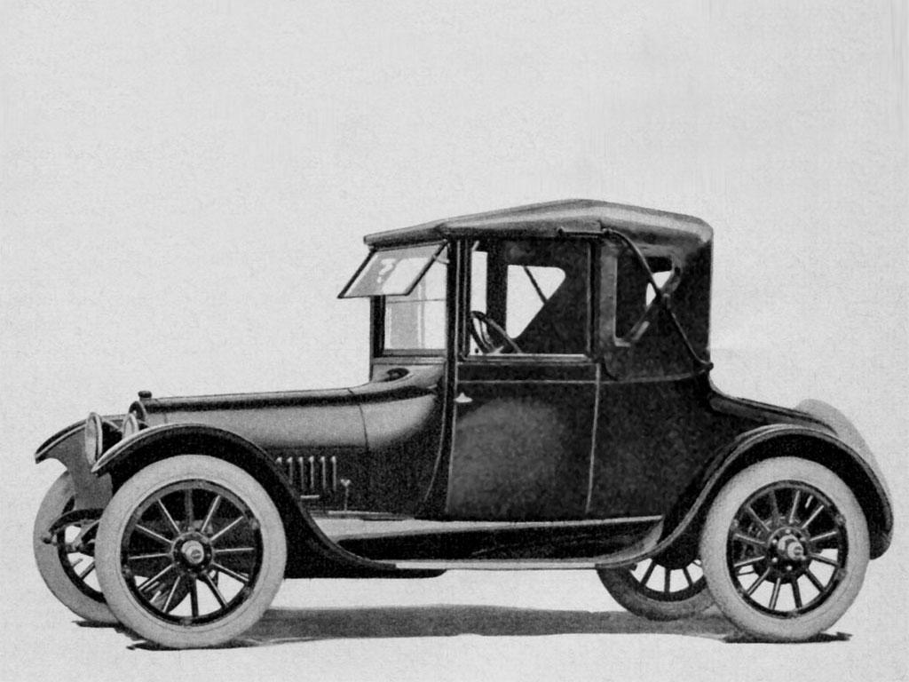Car History - Buick (Part 2: 1916-1925)